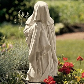 French Pluerant (Weeper) Statue